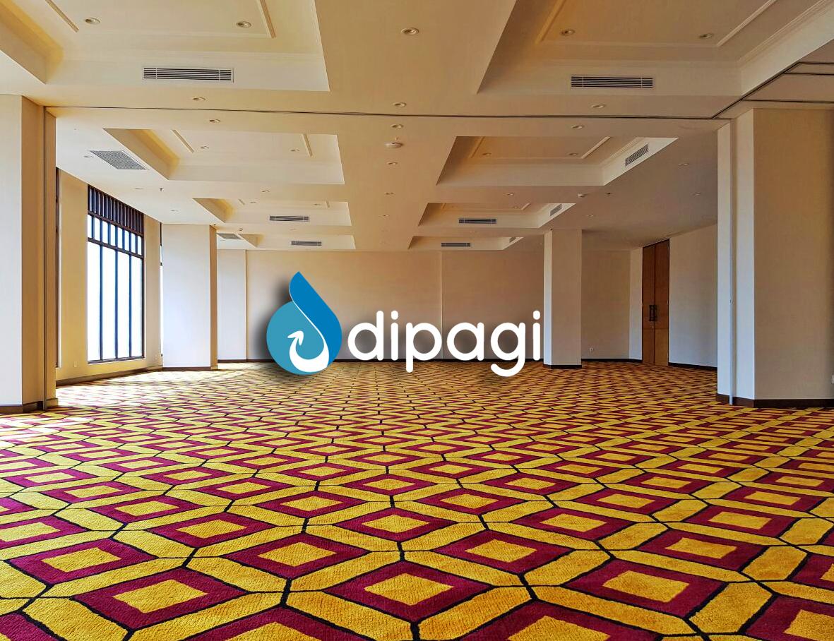 karpet lantai bekas