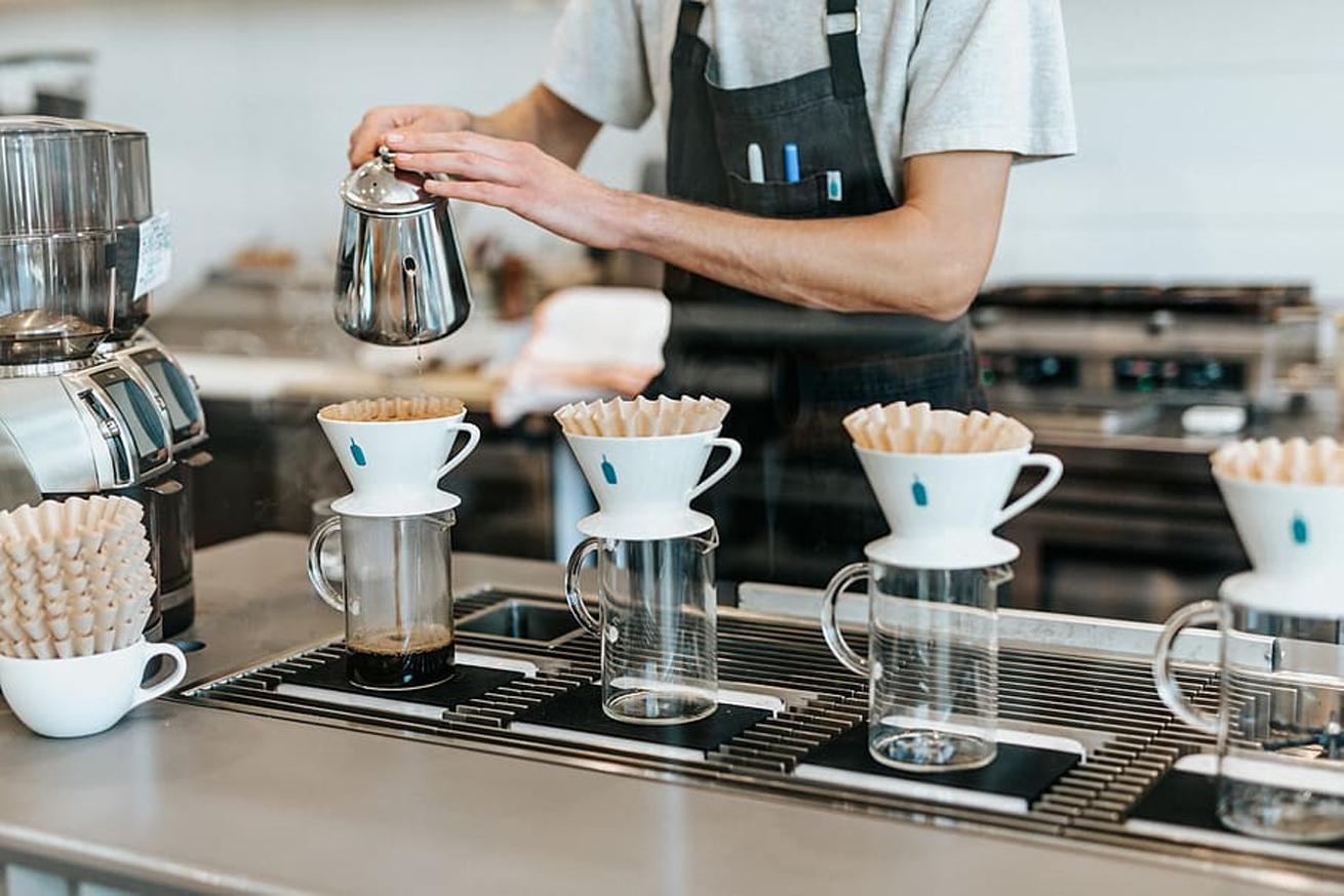 peralatan kopi