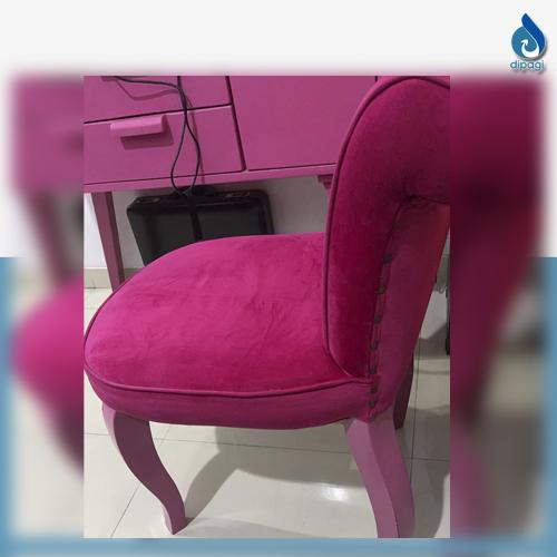 Kursi Pink