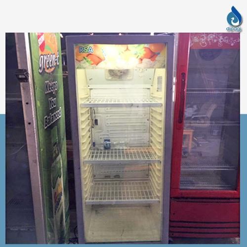 Showcase/display cooler
